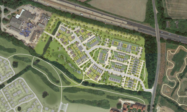 Toutley East plans submitted by council