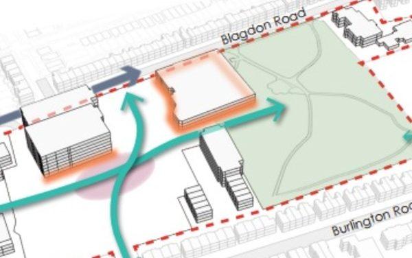 A new square for New Malden