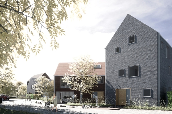 Planning application secured for 30 new homes in Brampton