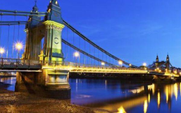 Progress made on Hammersmith Bridge reopening