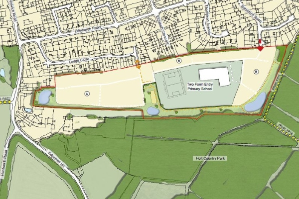 Outline planning granted for 110 homes in Norfolk
