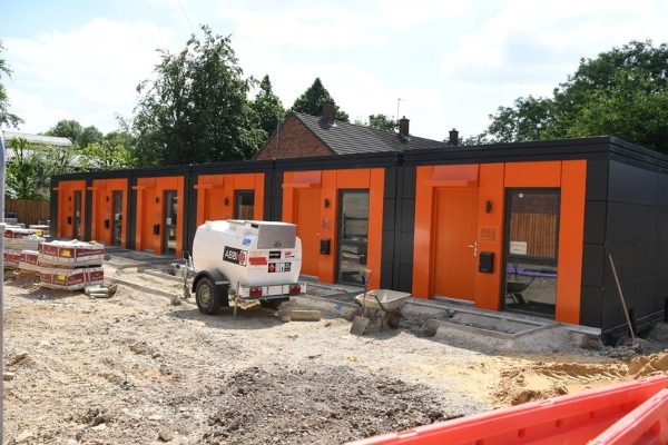 Hill Foundation climbs to new heights with micro homes in Cambridge