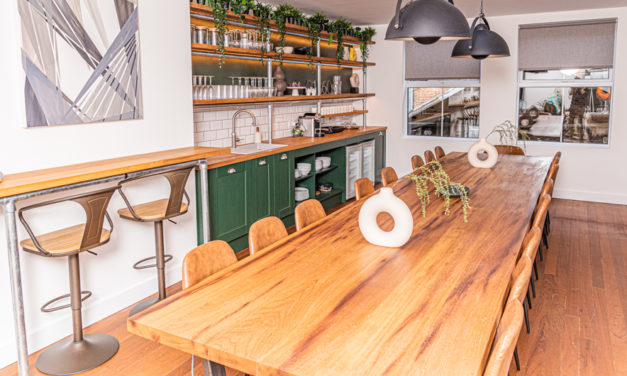 New co-working space for Wooburn