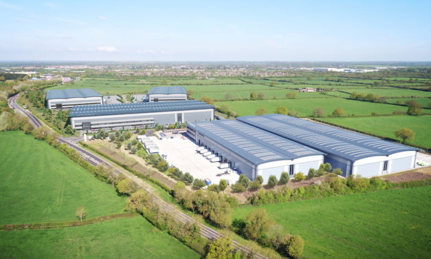 More units approved at Symmetry Park, Bicester