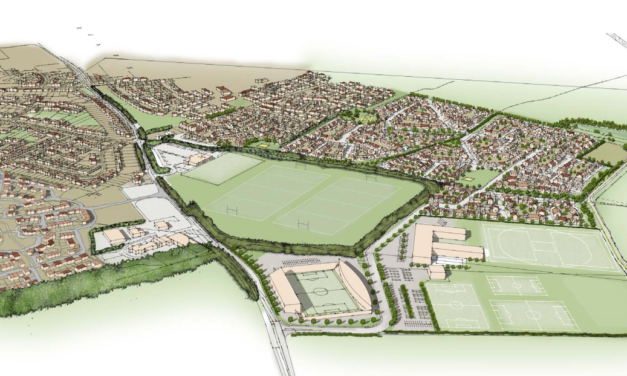 825 homes approved for Banbury