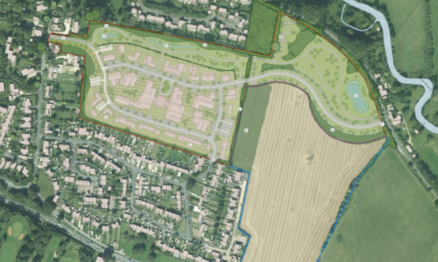 Extra care and affordable homes plan for Burford