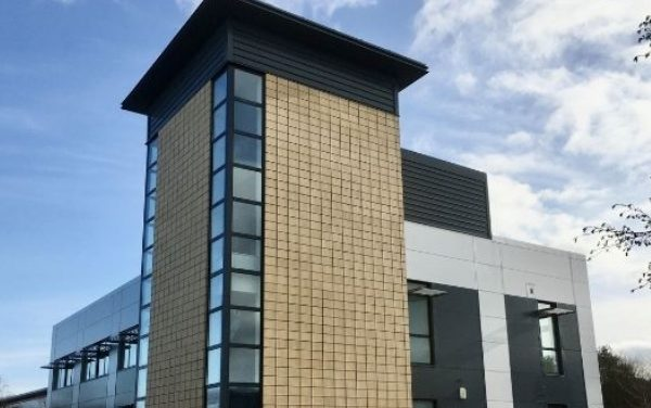 Life science firm occupies new offices in Huntingdon