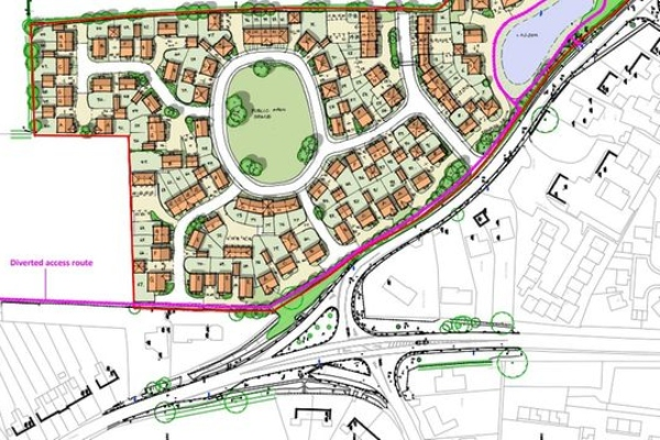 Application submitted for 93 homes in Hemsby