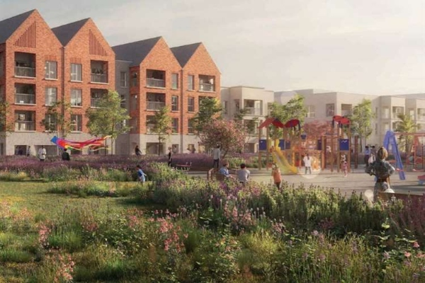 Hill Marshall submit application for phase two of Marleigh