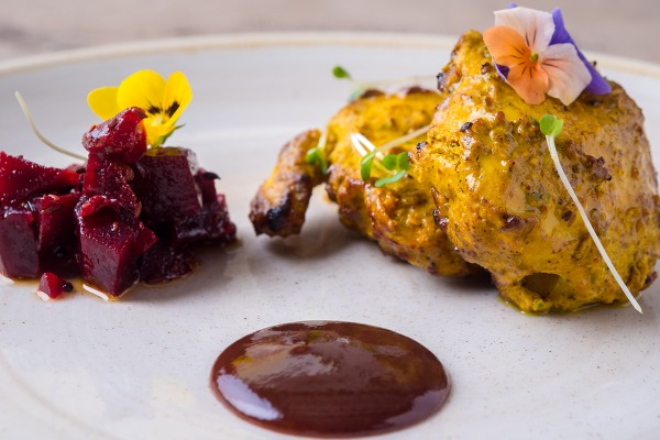 Michelin starred chef spices up Wembley Park