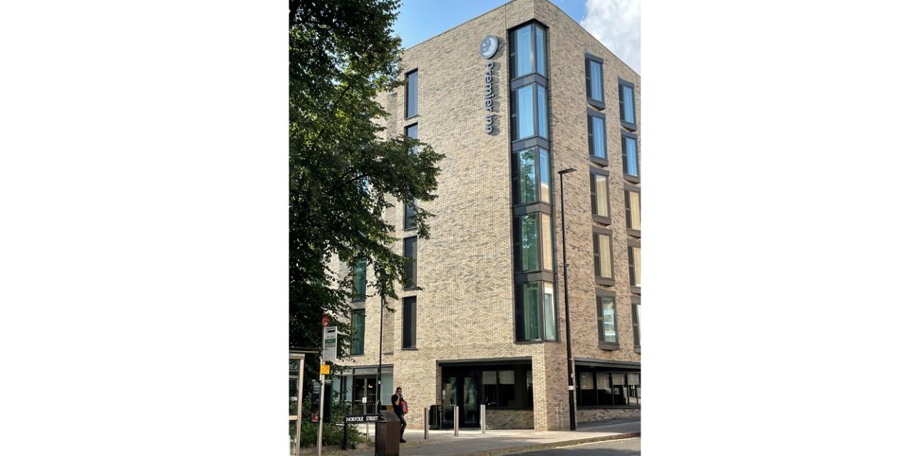 New Premier Inn for Oxford