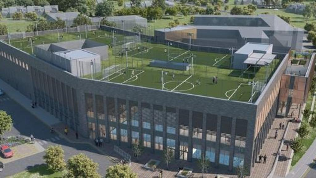 Sustainable leisure centre approved