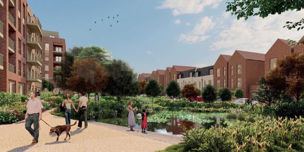 Hotel, 402 homes and employment space planned for Oxford