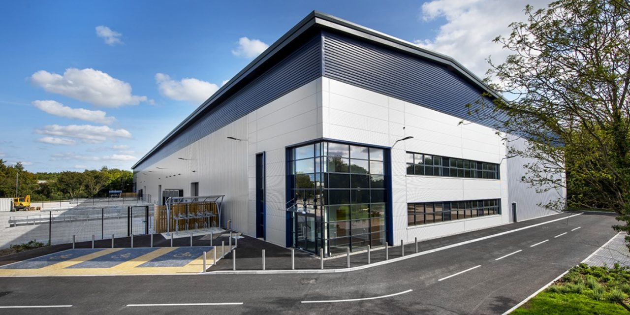 New 80,000 sq ft Swindon warehouse scheme let