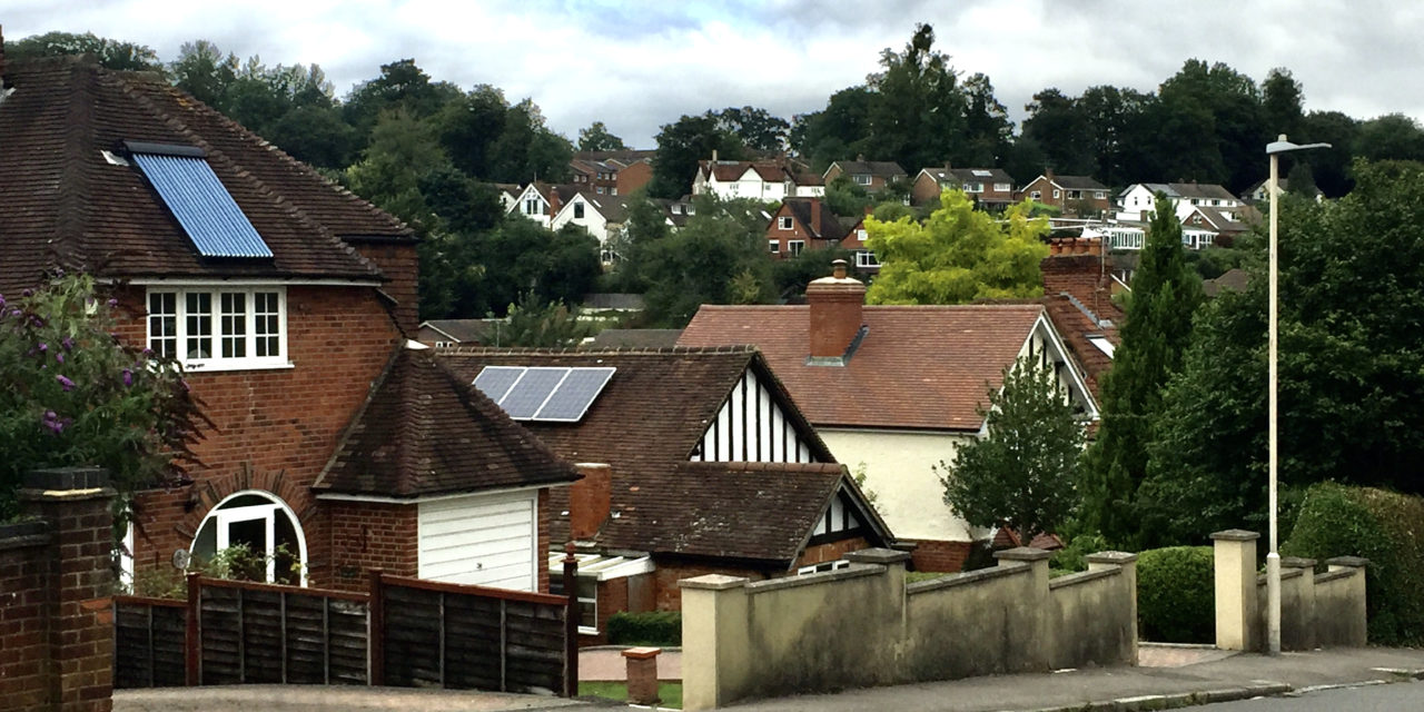 'Robust growth' in Reading's rental market