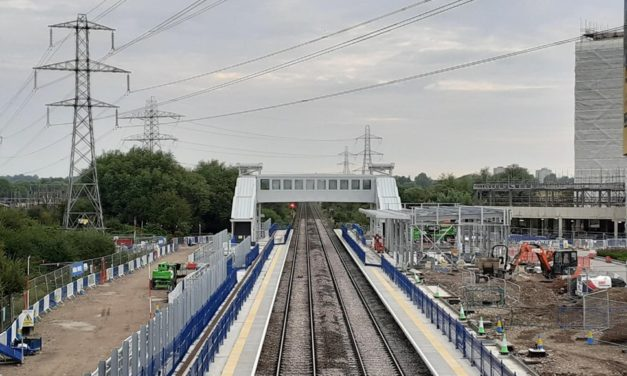 Delayed Green Park Station to arrive next year