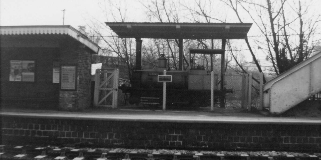 Bid to re-open railway station for Grove
