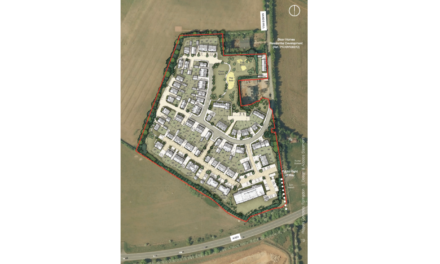 Deferral for homes plan on employment site