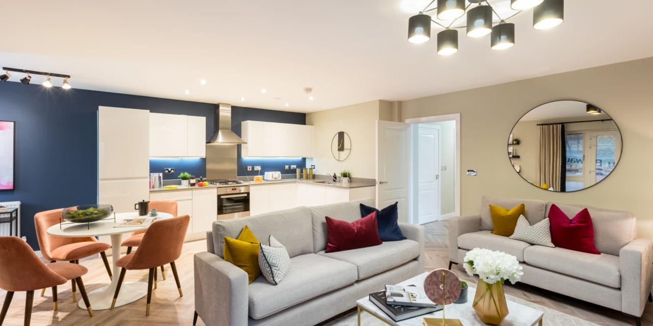 Bellway highlights 'Key-ready' homes at Renaissance