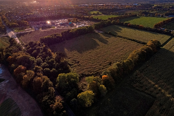 Taylor Wimpey joins Thetford's mega development
