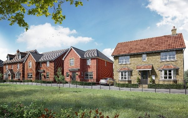 Barratt and David Wilson Homes go ahead with 301 new homes in Wellingborough