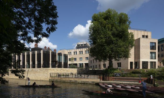 £20m St Hilda's College project completes