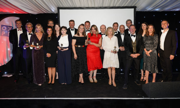 Winners announced at OxPropFest Awards 2021