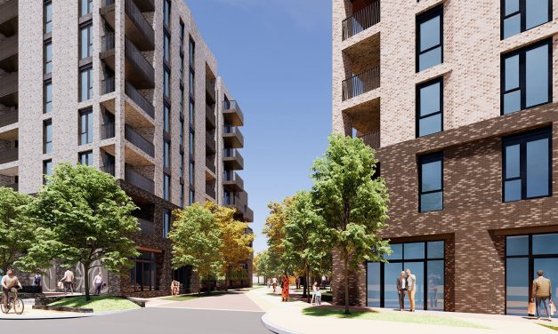 320 homes planned for Slough
