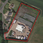Site with consent for homes is sold for storage