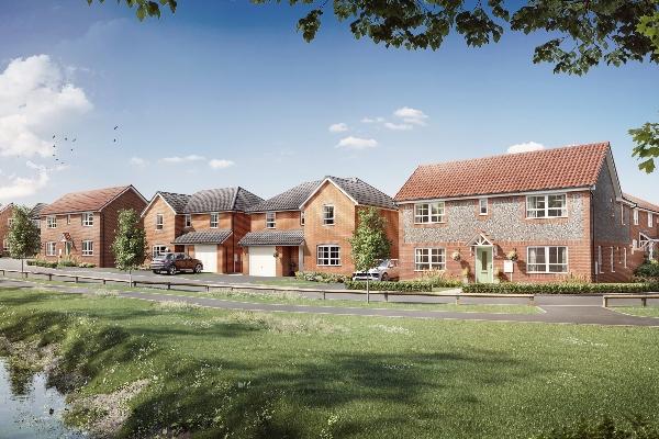 Barratt Homes launches new homes in Swaffham, Norfolk