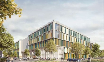 Hawkins/Brown reveal designs for new £220m children's hospital in Cambridge