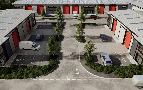 Eagle Business Park soars high with record take up