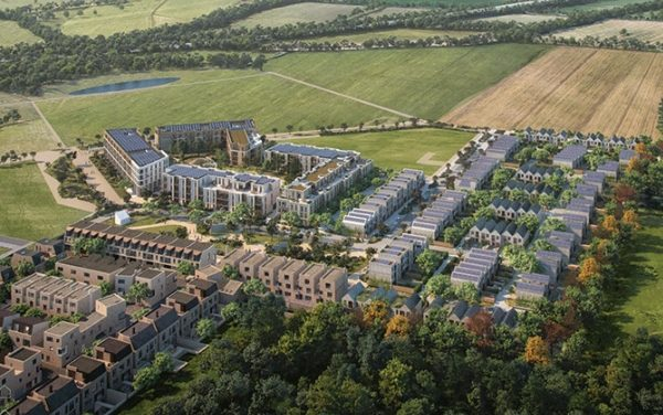 Firm selected to deliver £160m University of Cambridge BTR scheme