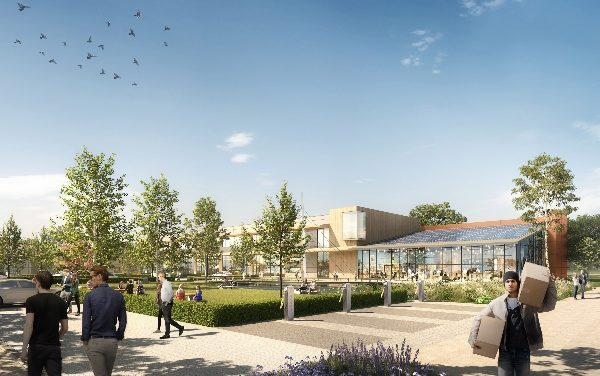 Norwich Energy Innovation Park gets approval to build £20m 'low impact business park'