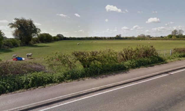 90 homes set for Marcham site
