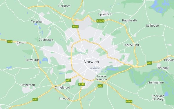 Norwich to consult on the benefits of ring road improvements to the City