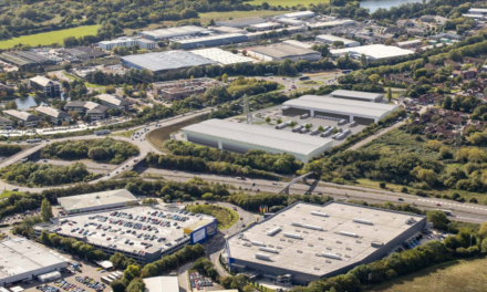 Panattoni submits new scheme for Theale site
