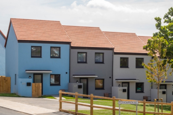 Cambridge Investment Partnership granted planning for Passivhaus council homes