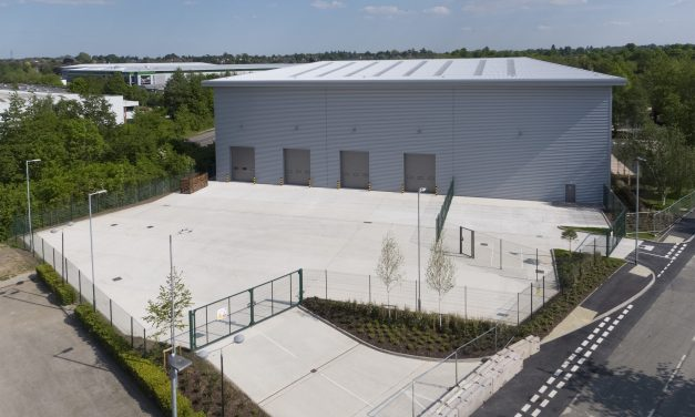 130,000 sq ft of lettings at Suttons Business Park