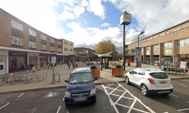 Woodley – 'a microcosm of the retail world'