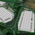 DHL signs up for a million sq ft at Axis J10