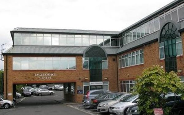 Eagle House offices can be converted to housing