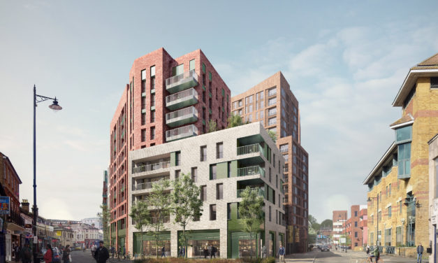 Construction starts on The Landing after £155m BTR deal