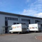 Record rents at Brooklands Business Park