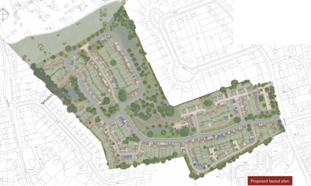 New plans for Reading Golf Club