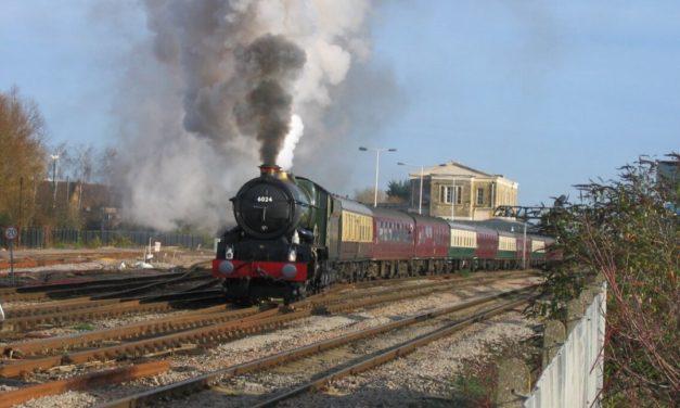 Swindon seeks to be home to new rail body's head office