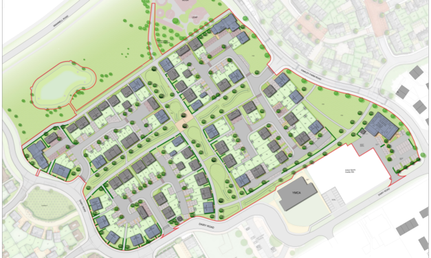 130 homes planned for Andover